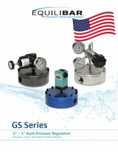 Photo of cover english gs series brochure