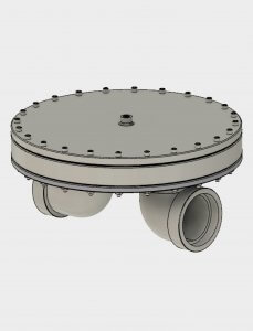 Photo of Cover of Stepfile for BD24 Back Pressure Regulator - Stainless Steel