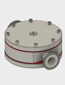 photo of Cover of Stepfile for FDO8 Back Pressure Regulator