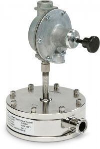 photo of FDO6 / FDO8 FD Series Back Pressure Regulator