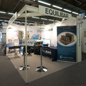Picture of the Achema Booth