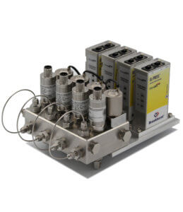 Electronic Pressure Controller - ERC Multichannel Electronic Reference Controller (for automated control)