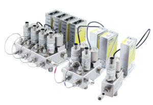 Multichannel Electronic Pressure Controller (for automated control)