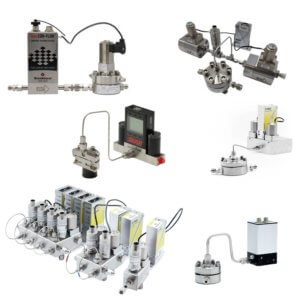 electronic pressure controllers PCS